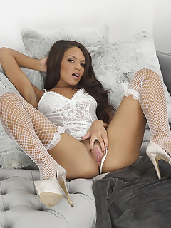 Ebony Stockings Photos